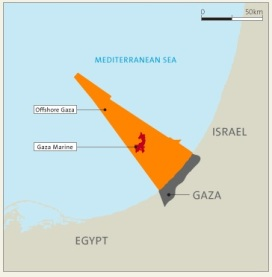 Gaza Marine is the larger of two gas fields located in Gaza's territorial waters.